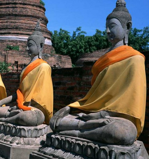 印度的佛像