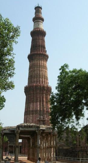 印度的高塔