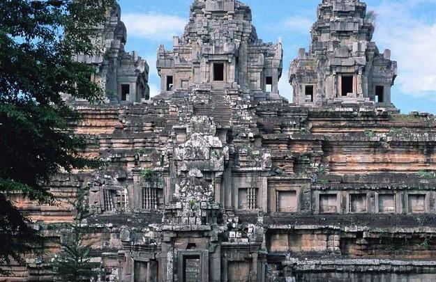 印度的古老建筑群