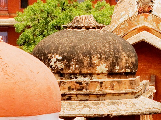 印度的古老建筑