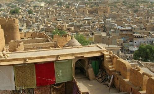 印度的贫民窟