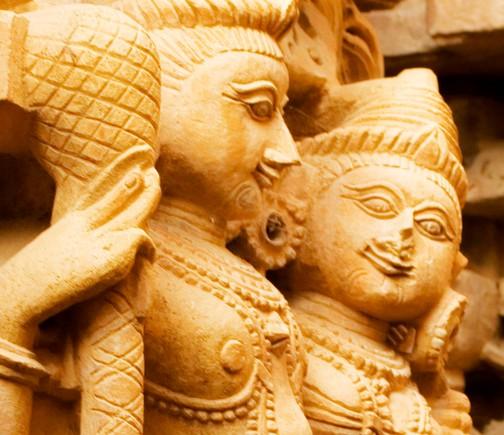 印度的神像