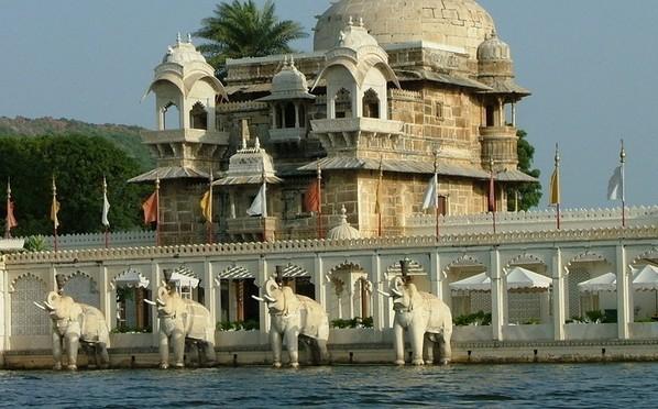 印度的水城