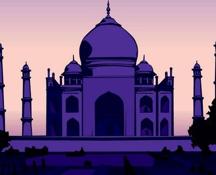 印度的太姬陵