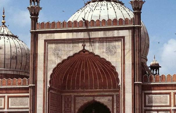 印度的宗教建筑风格