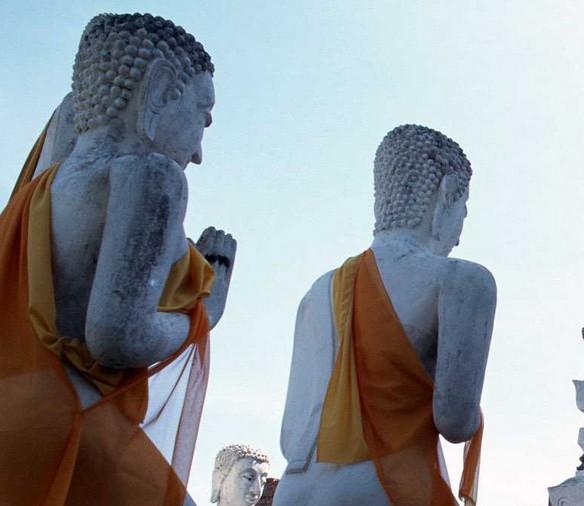 印度佛像一览