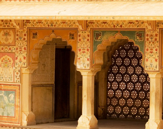 印度建筑的独特