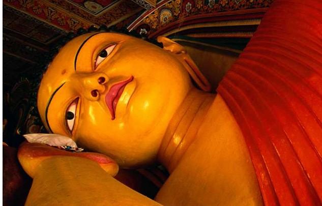 印度宗教的佛像