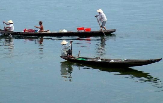 越南的流水人家