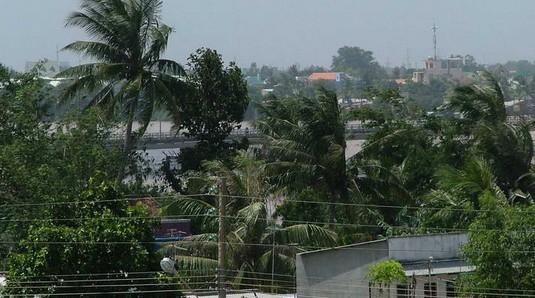 越南的绿化非常好