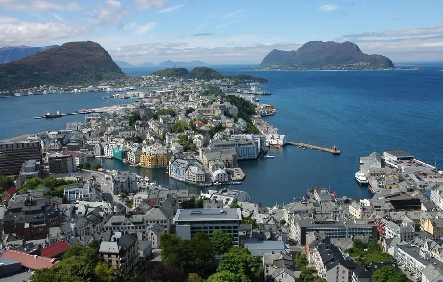 全球美味的海产都在挪威聚集
