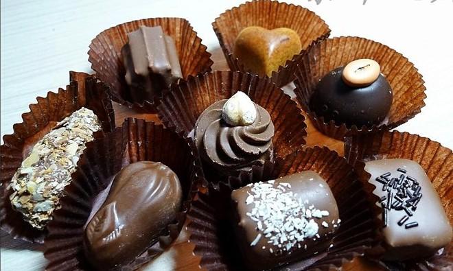 比利时巧克力_美味甜心的选择