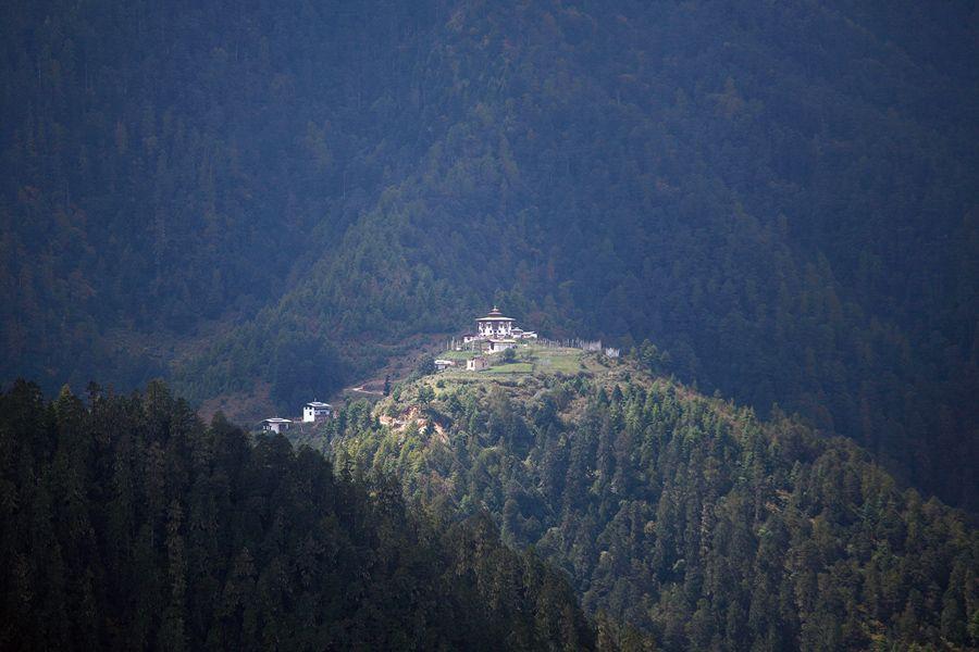 不丹是一个奇异的国家
