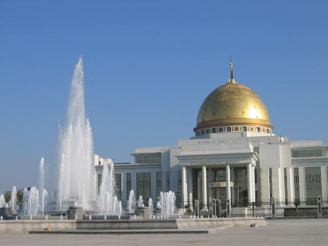 土库曼首都阿什哈巴德的治安非常好