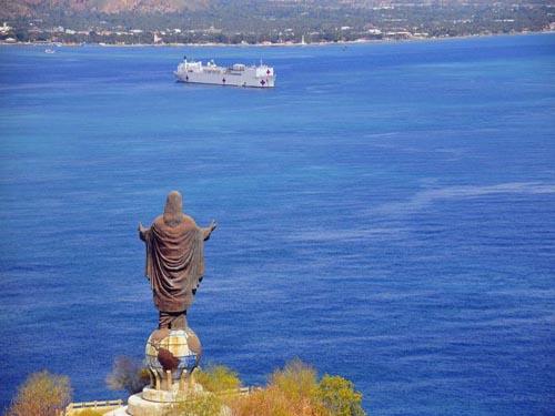 帝汶海境内有储量丰富的石油和天然气