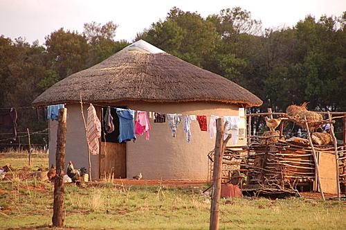 莱索托当地服饰和婚姻等各方面的风俗习惯