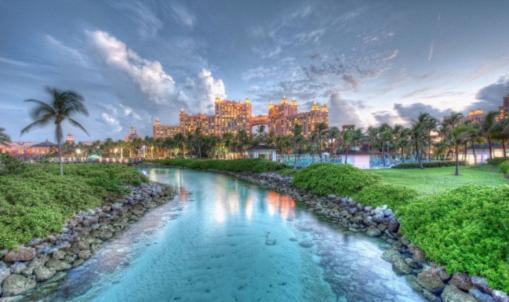 巴哈马群岛_享受世界最清澈的海域