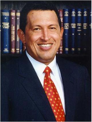 委内瑞拉总统查韦斯_贫民的救星