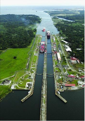 尼加拉瓜运河在国民经济中占有重要的地位
