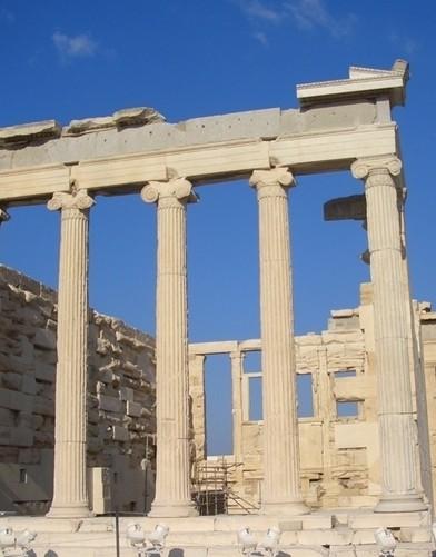 一个浪漫到令人回味无穷的国家希腊