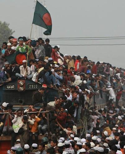 孟加拉国在北方边境有大量飞地