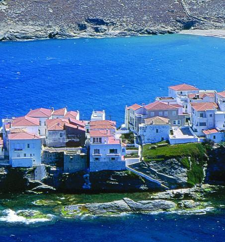 被誉为是西方文明的发源地的希腊
