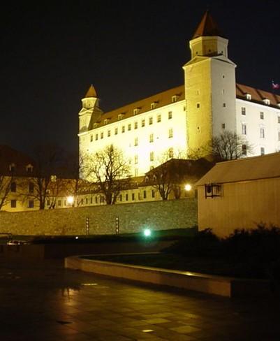 世界上城堡数量最多的国家斯洛伐克