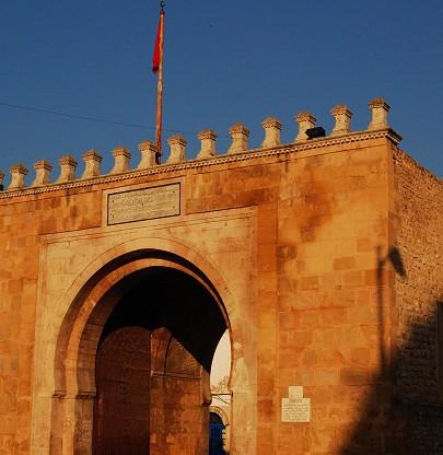 位于非洲大陆最北端的国家突尼斯