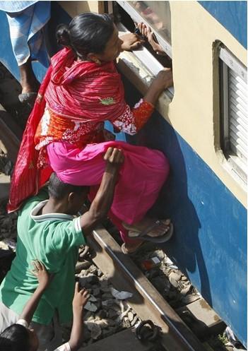 孟加拉国近些年中经济发展迅猛已成为一个大国