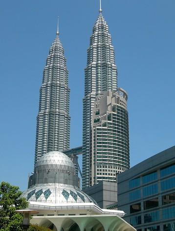 旅游业已成为马来西亚的第三大的外汇收入来源
