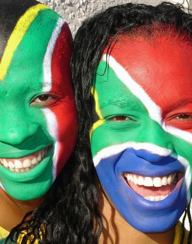 位于非洲大陆最南部的国家南非共和国