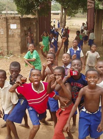民族最多的非洲国家尼日利亚