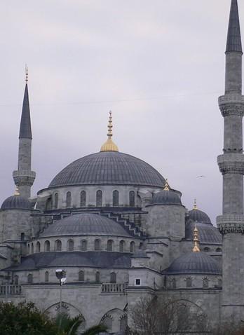 标志着土耳其人民对伊斯兰教的信仰的国旗