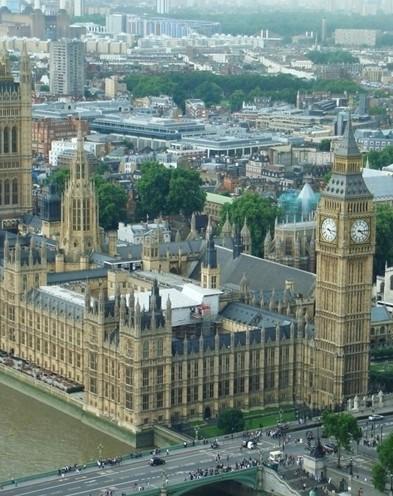 欧洲最大的都会区之一兼世界三大金融中心之一英国