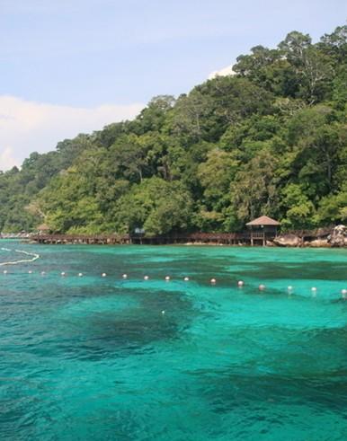 位于加里曼丹岛的北部的国家马来西亚