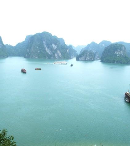 河内是越南北部最大城市和全国第二大城市